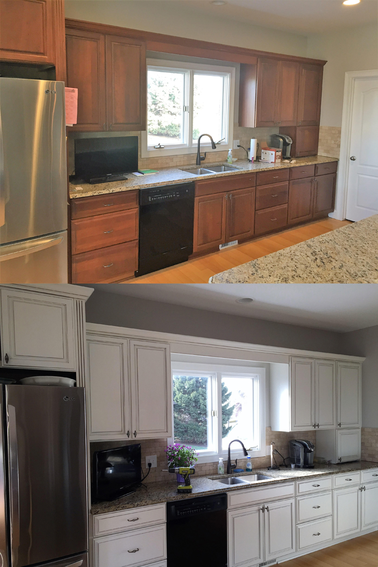 Kitchen Cabinet Refinishing Washington Mi