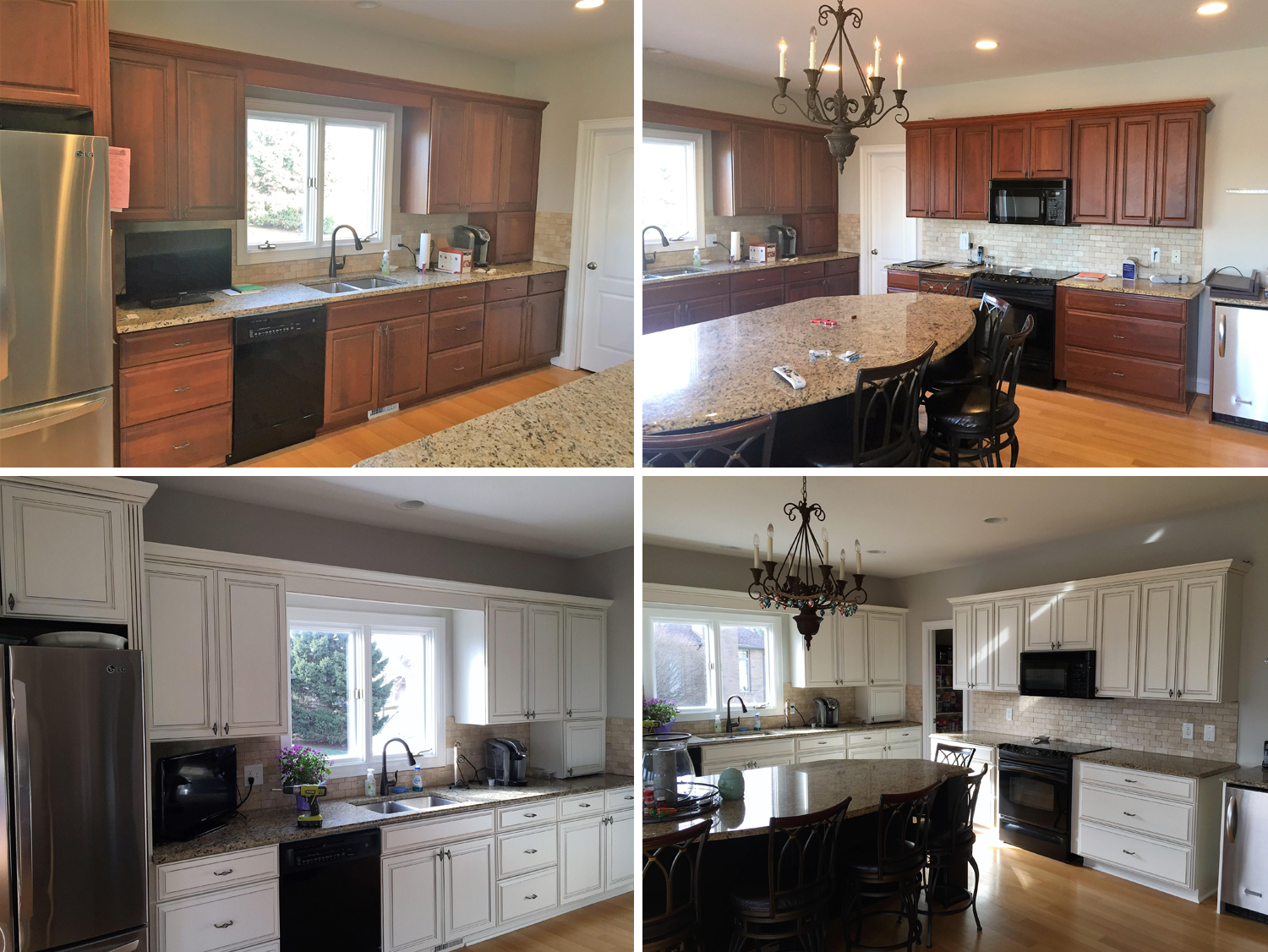Kitchen Cabinet Refinishing Kitchen Cabinet Refinishing