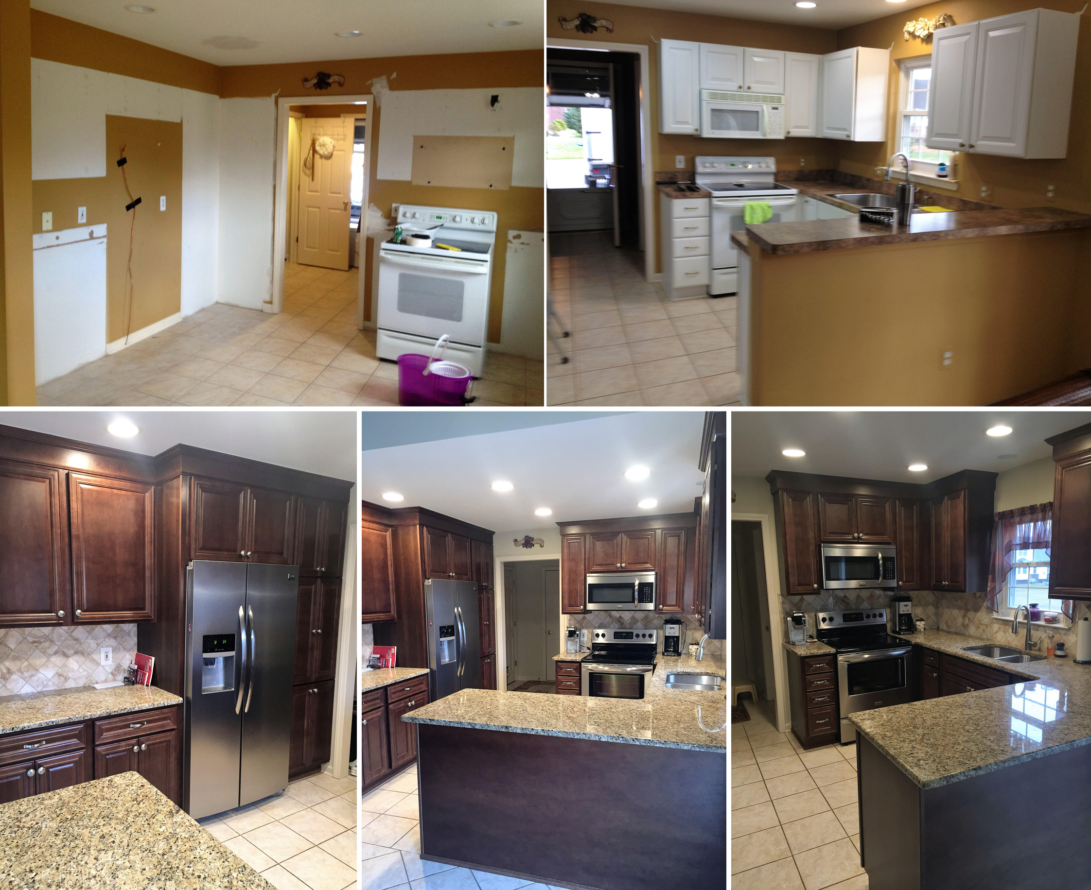 Kitchen Remodeling In Macomb Michigan