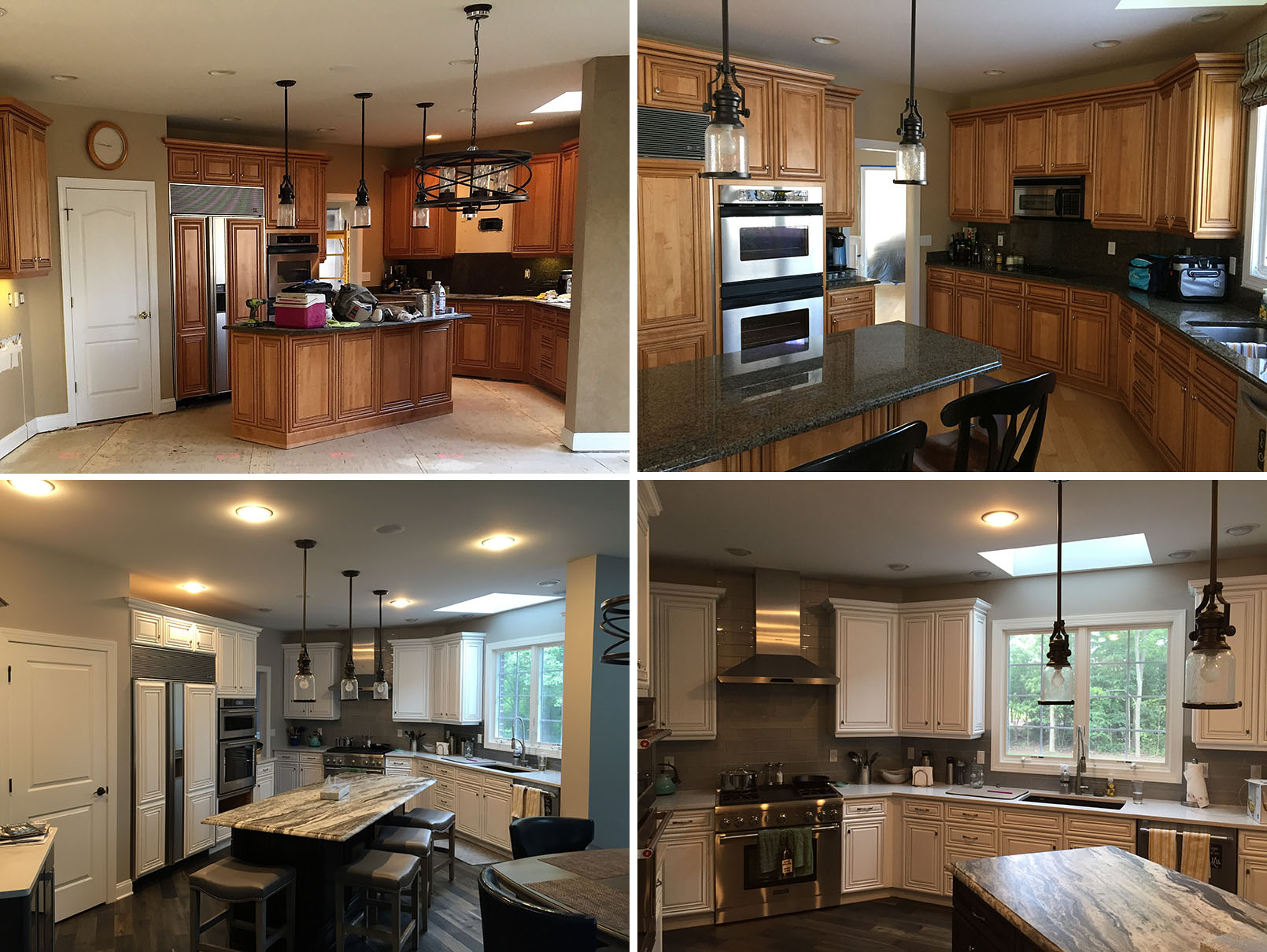 Kitchen Cabinet Refinishing Sterling Heights Michigan