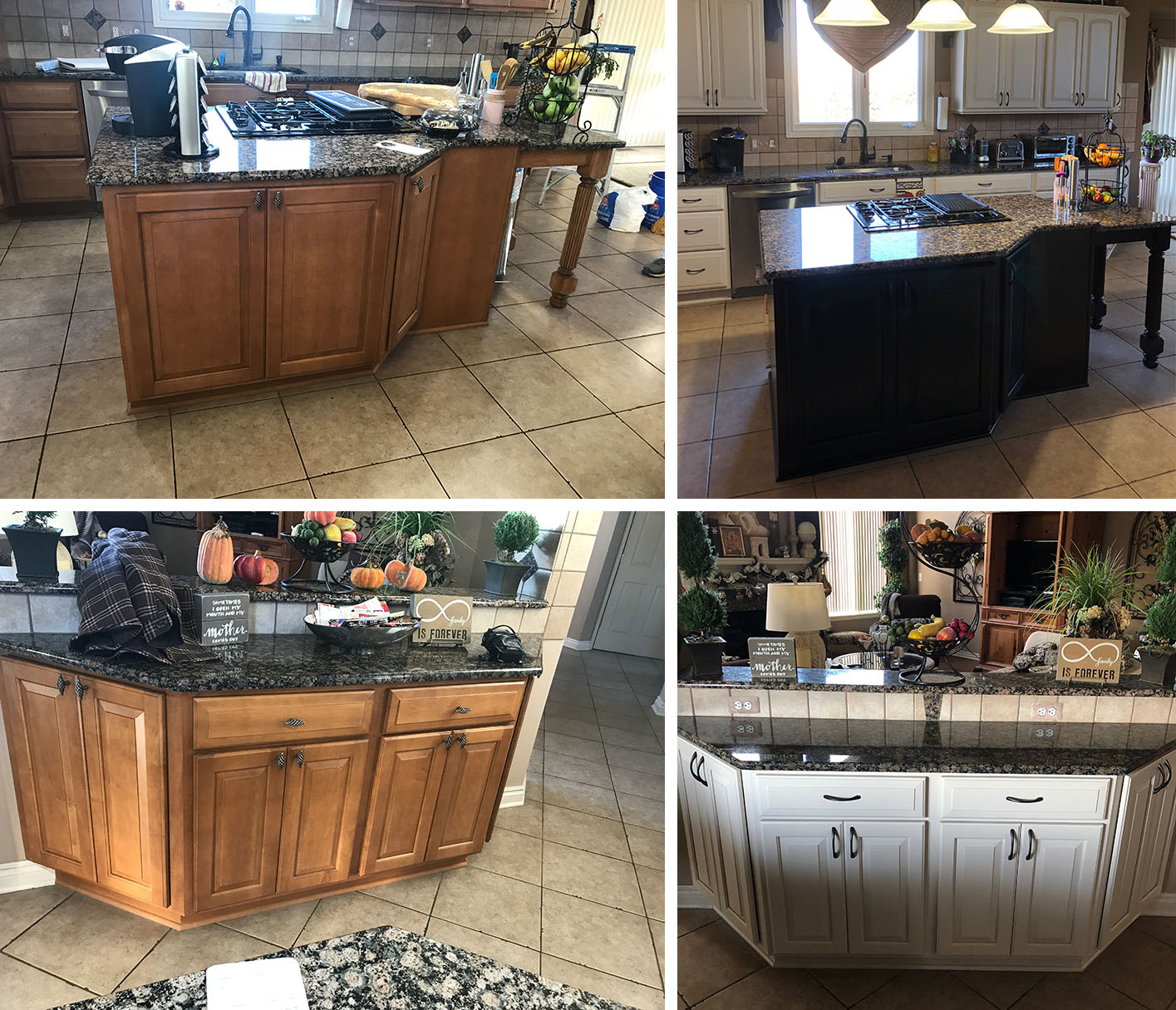 Kitchen Cabinet Refinishing Shelby Township Michigan